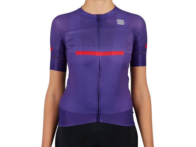 Sportful Evo Jersey Women, violet